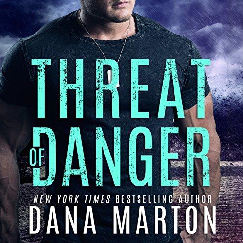 Threat of Danger audiobook cover art
