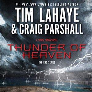 Thunder of Heaven: A Joshua Jordan Novel audiobook cover art