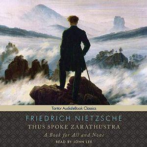 Thus Spoke Zarathustra audiobook cover art