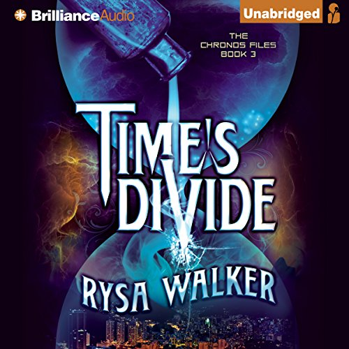 Time's Divide audiobook cover art