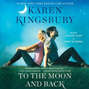 To the Moon and Back audiobook cover art