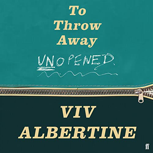 To Throw Away Unopened audiobook cover art