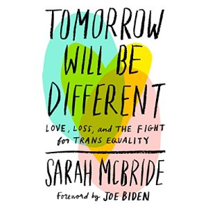 Tomorrow Will Be Different audiobook cover art