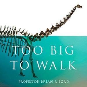Too Big to Walk audiobook cover art