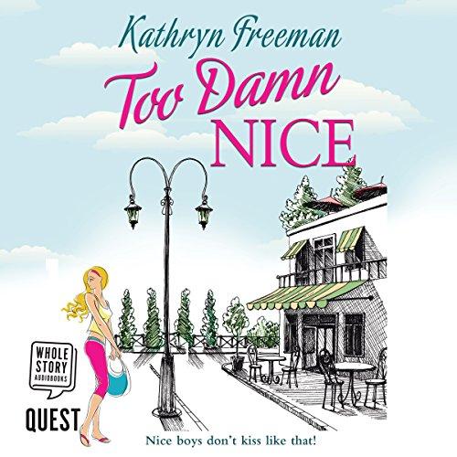 Too Damn Nice audiobook cover art