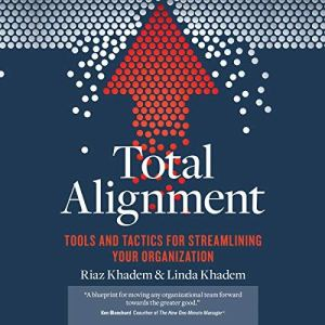 Total Alignment audiobook cover art
