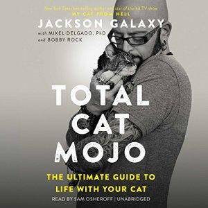 Total Cat Mojo audiobook cover art