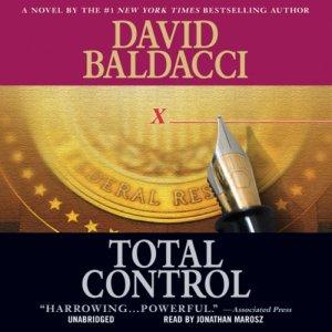 Total Control audiobook cover art