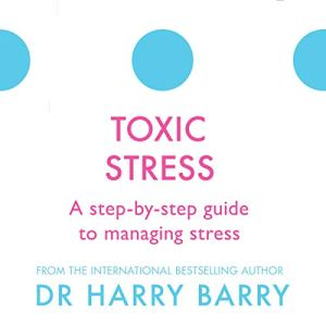 Toxic Stress audiobook cover art