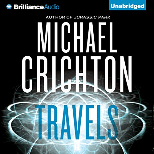 Travels audiobook cover art