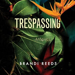 Trespassing audiobook cover art