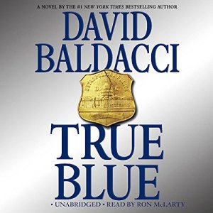 True Blue audiobook cover art