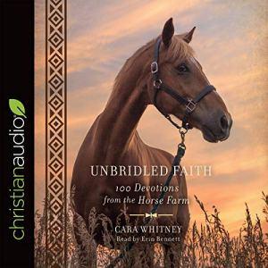 Unbridled Faith audiobook cover art