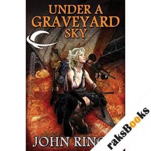 Under a Graveyard Sky audiobook cover art