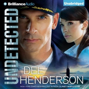 Undetected audiobook cover art
