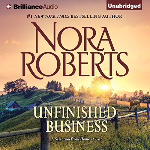 Unfinished Business audiobook cover art