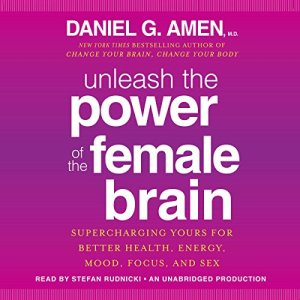 Unleash the Power of the Female Brain audiobook cover art