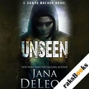 Unseen audiobook cover art