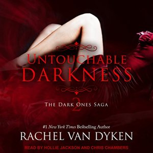 Untouchable Darkness audiobook cover art