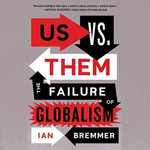 Us vs. Them audiobook cover art