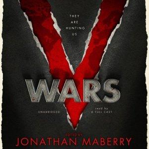V Wars audiobook cover art