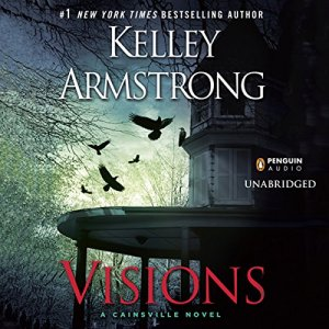 Visions audiobook cover art