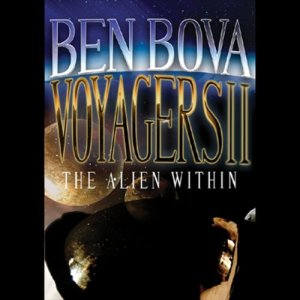 Voyagers II audiobook cover art