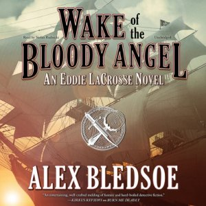 Wake of the Bloody Angel audiobook cover art
