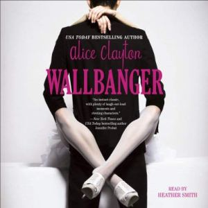 Wallbanger audiobook cover art