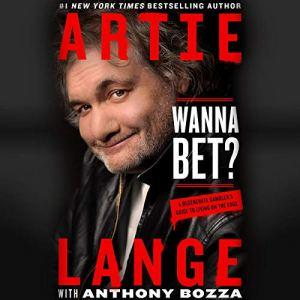 Wanna Bet? audiobook cover art
