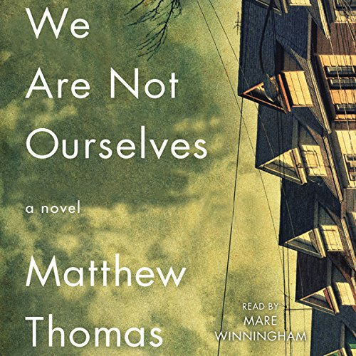We Are Not Ourselves audiobook cover art