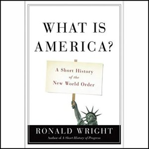 What Is America audiobook cover art