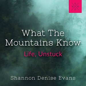 What the Mountains Know audiobook cover art