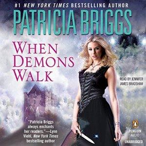 When Demons Walk audiobook cover art