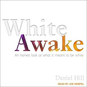 White Awake audiobook cover art