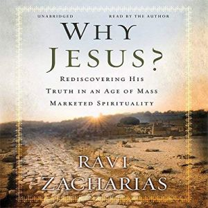 Why Jesus? audiobook cover art