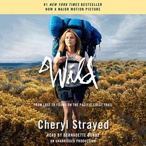 Wild audiobook cover art