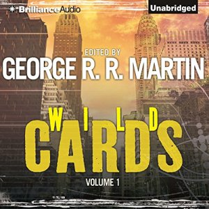 Wild Cards I audiobook cover art