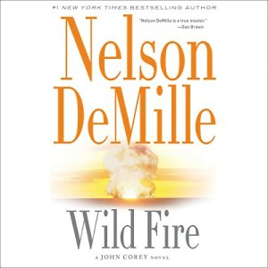 Wild Fire audiobook cover art
