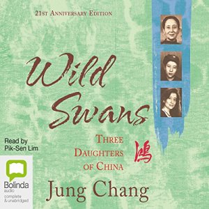 Wild Swans audiobook cover art