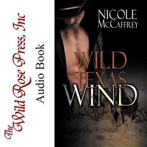 Wild Texas Wind audiobook cover art