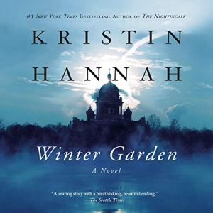 Winter Garden audiobook cover art