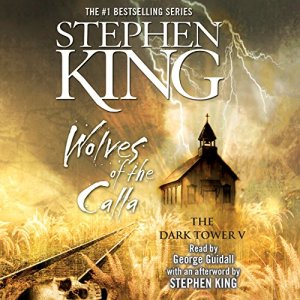 Wolves of the Calla audiobook cover art