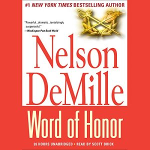 Word of Honor audiobook cover art