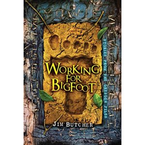 Working for Bigfoot audiobook cover art