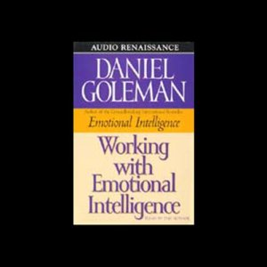 Working with Emotional Intelligence audiobook cover art