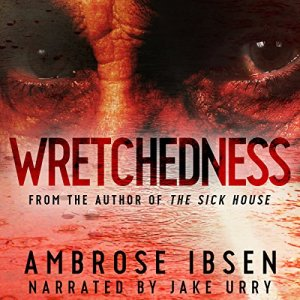 Wretchedness audiobook cover art