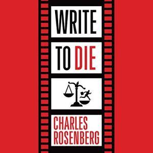 Write to Die audiobook cover art