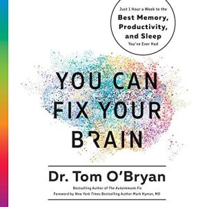 You Can Fix Your Brain audiobook cover art