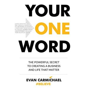 Your One Word audiobook cover art